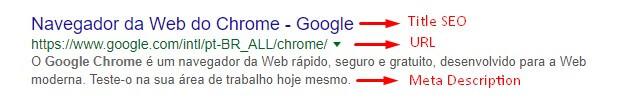 Snippet Google Chrome